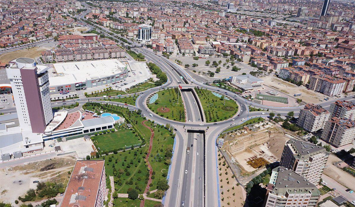 Horozluhan Mahallesi Sürücü Kursu Konya