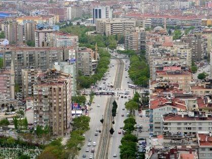 Musalla Bağları Mahallesi Sürücü Kursu Konya